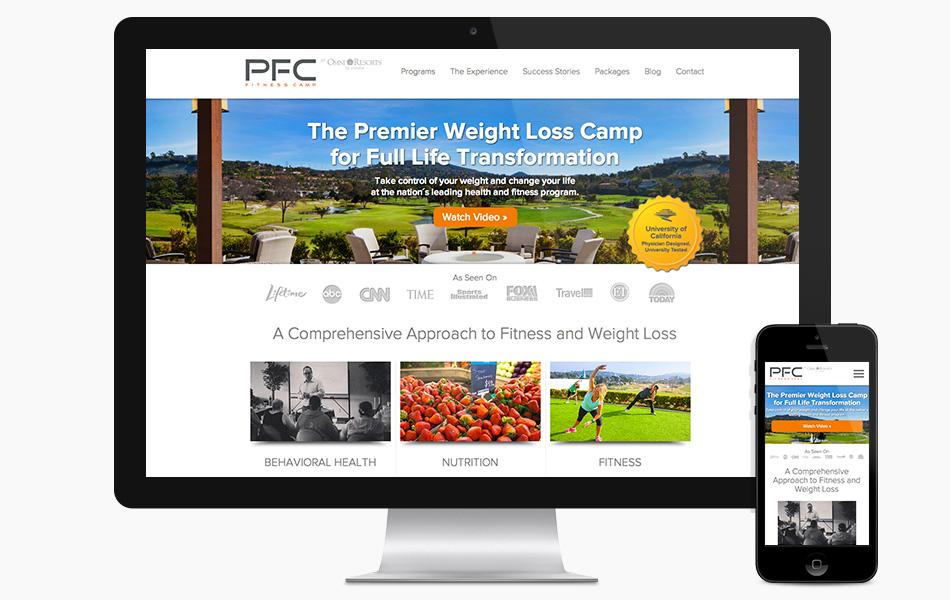 Premier Fitness Camp Brand Video Cuker Work
